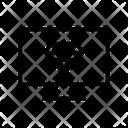 Diamond Screen Icon