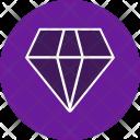 Diamond Shine Stone Icon