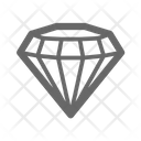 Diamond Tattoo Icon
