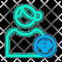 Diamond User Icon