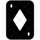 Diamonds Card Poker Icon