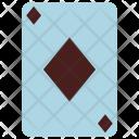 Diamonds  cards Icon