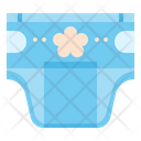 Diaper Nappy Baby Icon