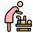 Baby Changing Room Icon