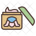 Diaper Cream Skin Icon