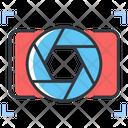 Diaphragm Icon