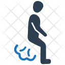 Diarrhea Disease Pain Icon