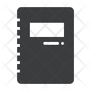 Diary Journal Report Icon
