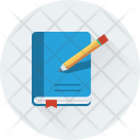 Diary Book Notebook Icon