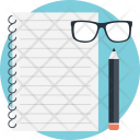 Diary Planner Student Icon