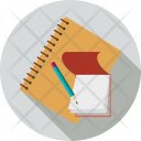 Diary Rough Pad Icon