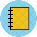 Diary Notebook Notepad Icon