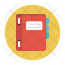 Directory Book Notebook Icon
