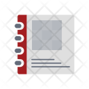 Diary Schedule Notes Icon