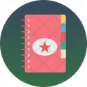 Diary Paper Sheet Icon