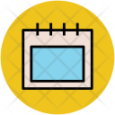 Diary Notebook Calendar Icon