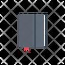 Diary Bookmark Notes Icon