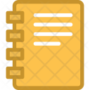 Diary Contact List Icon