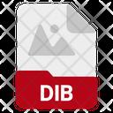 Dib file Icon