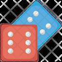 Dice Gambling Game Board Game Icon