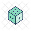 Dice Playing Equipment Game Equipment Icon