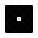 Dice Count One Icon