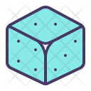 Dice Roll Luck Icon