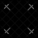 Dice Gambling Luck Icon