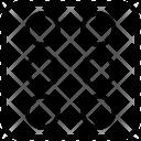 Dice Bingo Six Icon