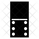 Domino Card Play Icon