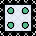 Ludo Game Dice Icon