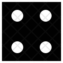 Dice Rolling Game Icon