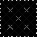 Dice Roll Five Icon