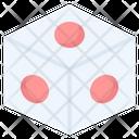 Dice Casino Game Icon