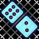 Dice Game Gambling Icon