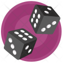 Dice Roll Label Icon