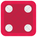 Dice Game Gamble Icon