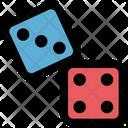 Dice Toy Gambler Icon