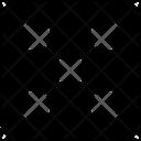 Dice Casino Board Game Icon