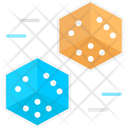 Dice Dices Indoor Game Icon