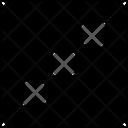 Dice Board Game Casino Icon