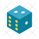 Dice Bet Betting Icon