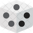Game Toy Dice Icon