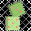 Dice Casino Gambling Icon