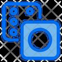 Dice Domino Game Icon