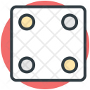 Dice Game Casino Icon
