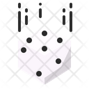 Dice Rolling Casino Icon