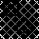 Dice Snake Ladder Icon