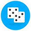 Dices Gambling Luck Game Icon