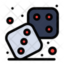 Dices Games Play Icon